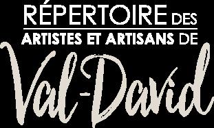 Répertoire des artistes et artisans de Val-David